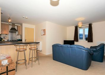 Thumbnail 2 bedroom flat for sale in Four Chimneys Crescent, Hampton Vale, Peterborough