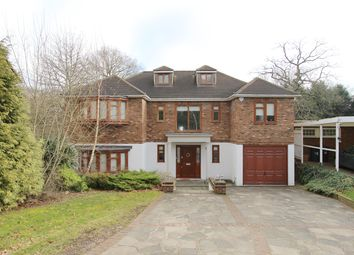 Thumbnail 6 bed detached house to rent in Henley Drive, Kingston Upon Thames