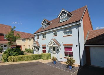 Thumbnail 3 bedroom town house to rent in Yarrow Close, Augusta Park, Andover