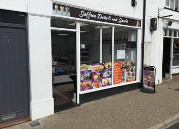 Thumbnail Restaurant/cafe for sale in George Street, Saffron Walden