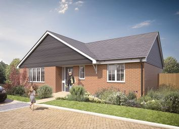 Thumbnail 2 bed detached bungalow for sale in Stanbridge Road, Haddenham, Aylesbury