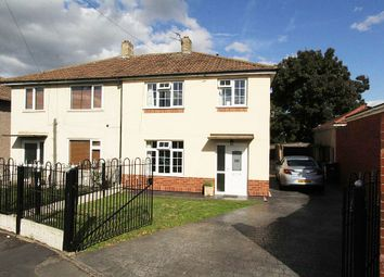 Thumbnail 3 bed semi-detached house for sale in Chestnut Avenue, Doncaster, South Yorkshire