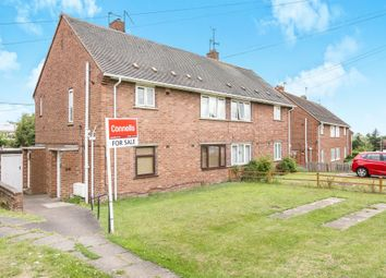Thumbnail 1 bedroom flat for sale in Hellier Road, Bushbury, Wolverhampton