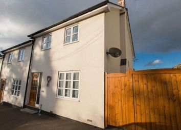 Thumbnail 3 bedroom end terrace house to rent in Bow, Crediton