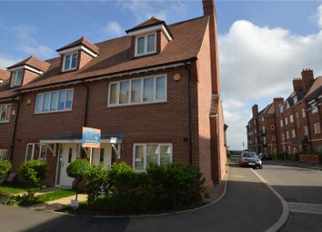 Thumbnail 3 bed end terrace house for sale in Guardhouse Way, Mill Hill, London