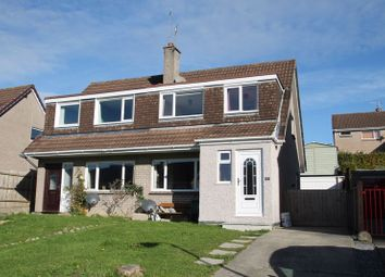 Thumbnail 3 bed semi-detached house to rent in Woodburn Close, Ivybridge