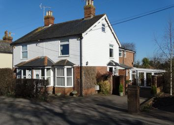 Thumbnail 3 bed semi-detached house for sale in Mill Bank, Headcorn, Ashford