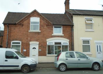 Thumbnail 2 bed terraced house for sale in Long Row, Shrewsbury