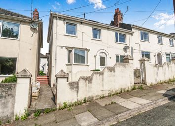 Thumbnail 4 bedroom maisonette for sale in Moorfield Avenue, Eggbuckland, Plymouth