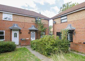 Thumbnail 1 bed end terrace house to rent in Newbridge Oval, Emerson Valley, Milton Keynes