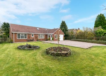 Thumbnail 5 bed detached house for sale in Top Road, Kingsley, Frodsham