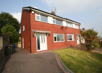 Thumbnail 3 bed semi-detached house to rent in Harewood Road, Norden, Rochdale