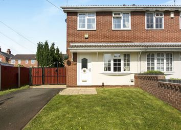 Thumbnail 2 bedroom semi-detached house for sale in Basford Road, Nottingham