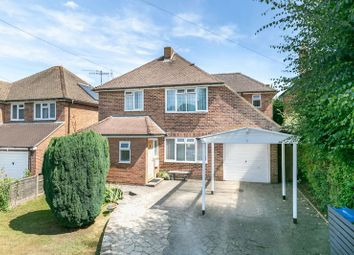 Thumbnail 4 bed detached house for sale in Manor Road, East Grinstead, West Sussex