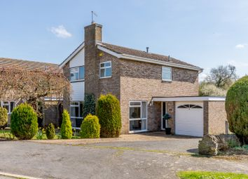 Thumbnail 4 bed detached house for sale in Fallowfield, Wellingborough, Northamptonshire