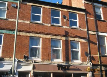 Thumbnail 1 bed flat to rent in Victoria Road, Exmouth, Devon