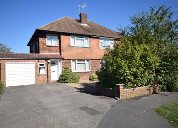 Thumbnail 3 bed semi-detached house for sale in Darcy Road, Ashtead