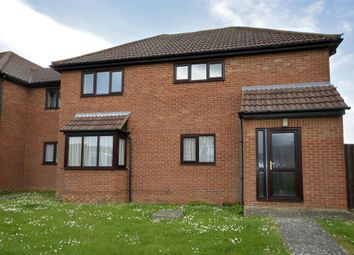 Thumbnail 2 bed flat for sale in Mallows Drive, Raunds, Northamptonshire