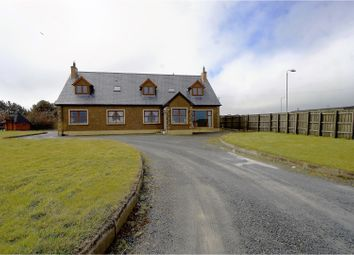 Thumbnail 6 bed detached house for sale in Shore Road, Ballyhalbert, Newtownards
