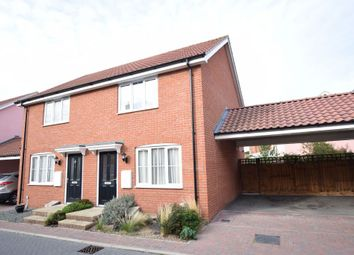 2 bed semi-detached house for sale in Cross Road, Clacton-On-Sea CO16
