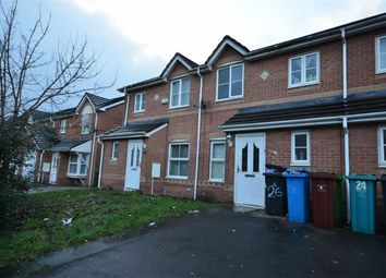 Thumbnail 3 bed terraced house to rent in Nepaul Road, Blackley, Manchester