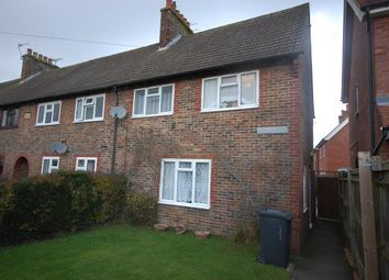 Thumbnail 3 bed end terrace house for sale in Vernon Road, Uckfield, East Sussex