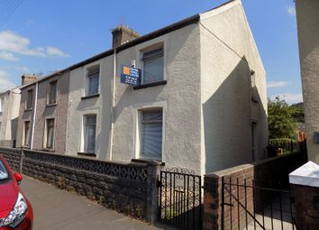 Thumbnail 3 bed semi-detached house for sale in Depot Road, Cwmavon, Port Talbot, Neath Port Talbot.