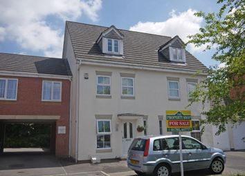 Thumbnail 3 bedroom end terrace house for sale in Carter Close, Swindon