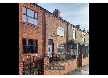 3 bed terraced house to rent in Bank Street, Golborne, Warrington WA3