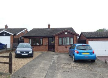 Thumbnail 3 bed detached bungalow to rent in Cause End Road, Wootton, Bedford