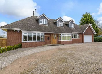 Thumbnail 4 bed detached house for sale in Wappenshall, Telford, Shropshire