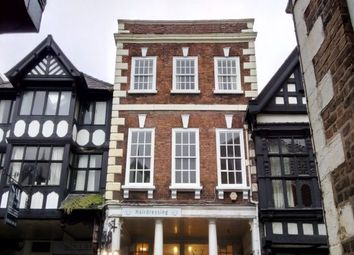 Thumbnail 1 bed flat to rent in 47-49 Watergate Row South, Chester