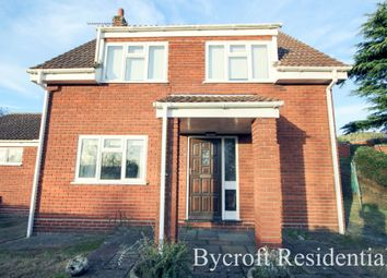 Thumbnail 3 bed detached house for sale in Riverside, Reedham, Norwich