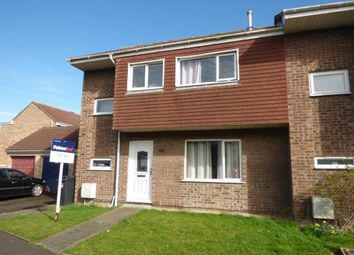 Thumbnail 4 bed end terrace house for sale in Tiverton Gardens, Worle, Weston-Super-Mare