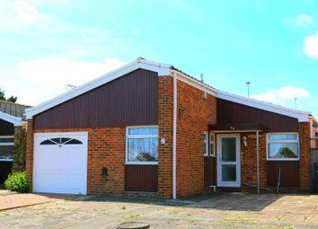 Thumbnail 3 bed detached bungalow for sale in Eastchurch Road, Cliftonville, Margate