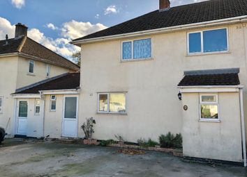 Thumbnail 3 bedroom semi-detached house for sale in Cunningham Crescent, Southampton