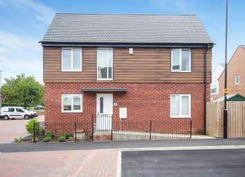 Thumbnail 2 bed semi-detached house for sale in Parkside Court, Seacroft, Leeds