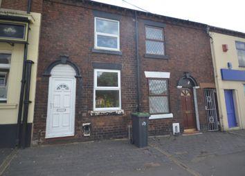 Thumbnail 2 bedroom terraced house to rent in Werrington Road, Bucknall, Stoke On Trent