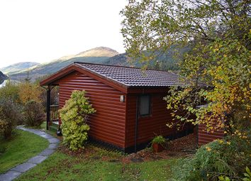 Thumbnail 2 bed lodge for sale in Loch Eck, Dunoon, Argyll And Bute