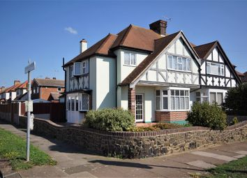 Thumbnail 3 bed semi-detached house for sale in Church Road, Shoeburyness, Southend-On-Sea