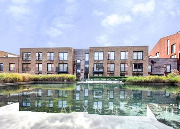 Thumbnail 3 bed flat for sale in Mary Rose Square, London