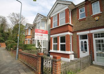 Thumbnail 3 bedroom semi-detached house to rent in Wellington Road, London