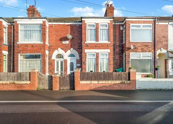 3 bed terraced house for sale in Hedon Road, Hull, East Yorkshire HU9
