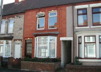 Thumbnail 1 bed terraced house to rent in Henry Street, Nuneaton