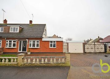 Thumbnail 3 bed semi-detached house for sale in Saxon Way, Benfleet