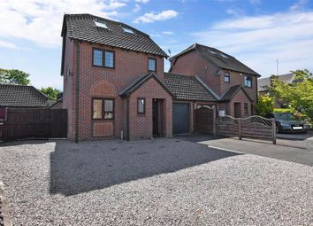 Thumbnail 4 bed detached house for sale in Low Meadow, Halling, Rochester, Kent