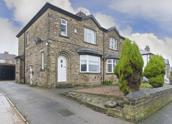 Thumbnail 3 bed semi-detached house for sale in Windhill Old Road, Thackley, Bradford