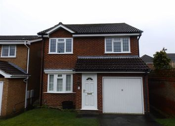 Thumbnail 3 bed detached house to rent in Houghton Place, Ipswich, Suffolk