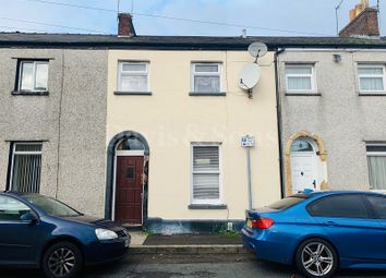 Thumbnail 2 bed terraced house for sale in Dumfries Place, Newport, Gwent.