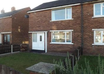 Thumbnail 2 bedroom semi-detached house to rent in Hazel Grove, Doncaster